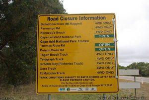Roads Open