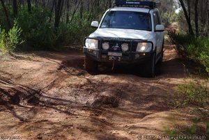 Balladonia Road conditions