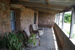 Nanambinia Front verandah