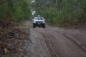 Wapet Track, Near Lake Jasper, Western Australia