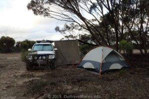 Bush Camping Coujinup Track