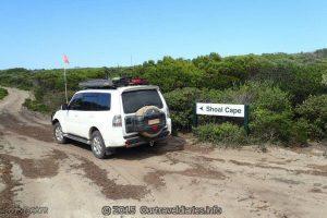 Heading Towards Shoal Cape, Stokes National Park