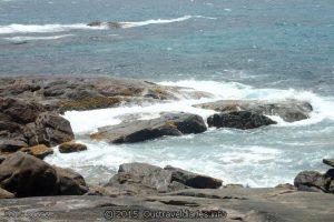 A few Kms West of Quagi Beach