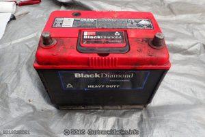 Black Diamond/Exide Extreme Battery XN50ZZLMF
