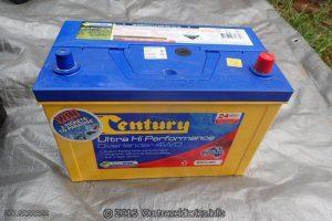 Century Ultra Hi Performance 4WD Battery N70ZZL4WD