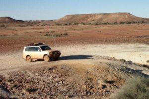 Looking across The Painted Desert , East of Arckaringa Homestead, South Australia