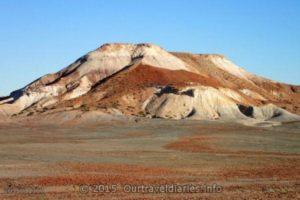 Beautiful! the colors of The Painted Desert , East of Arckaringa Homestead, South Australia
