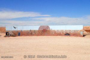 Mural, Coober Pedy South Australia.