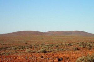 Stony Top Hill, near Lake Gairdner, South Australia.