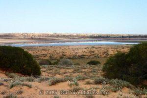 Lake Everard, South Australia.