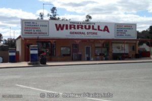 Wirrulla, South Australia.