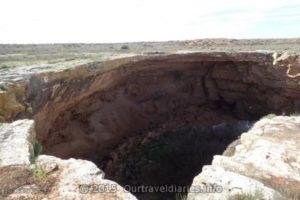 Koonalda Cave, South Australia
