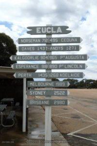 1435 kms form Eucla to home.