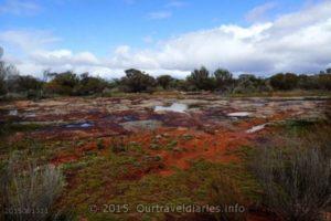 Gnamma Holes - Old Hyden Norseman Road, Western Australia